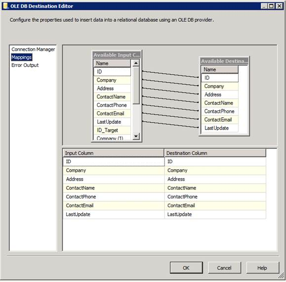 Using the ssis merge join to synchronize tables part 2 - How to merge two tables in sql ...